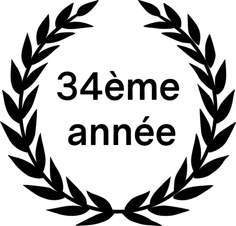 34ème année